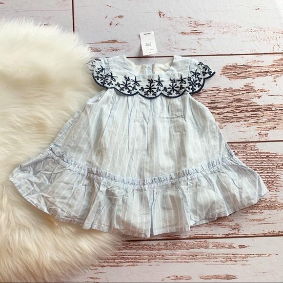 GAP Other - Baby Gap Boho Stripe Dress + Bloomers NWT